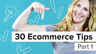 Ecommerce Tips and Tricks Part 1 (Actionable!)