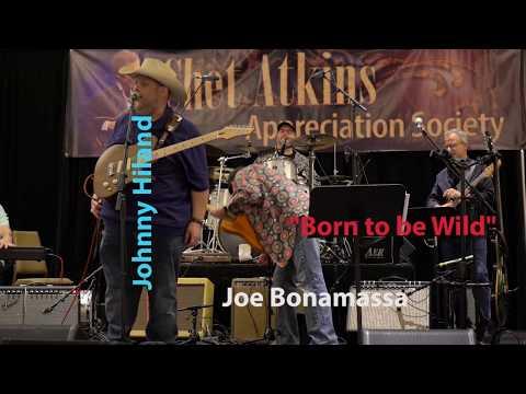 Joe Bonamassa & Johnny Hiland