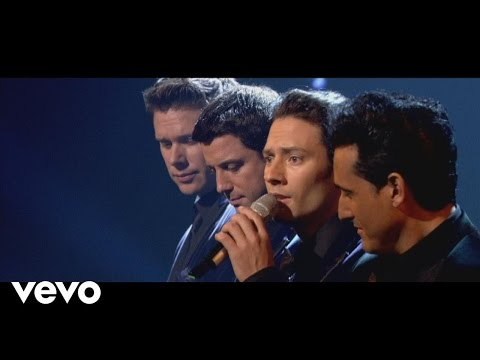 Il Divo - Hallelujah (Live In London 2011)
