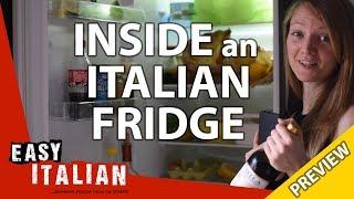 What's inside an Italian fridge? (PREVIEW) | Super Easy Italian 3