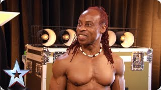 Download 63-year-old Denton's topless performance STUNS the Judges | Auditions | BGMT 2019 Mp3 and Videos