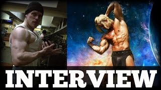 Interview with Marcus Follin (The Golden One) - Cory McCarthy -