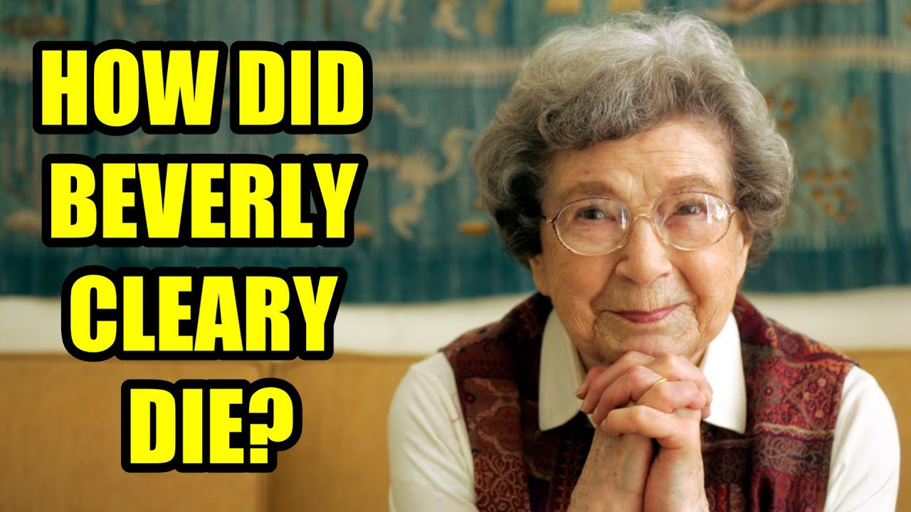 Children's Author Beverly Cleary, Creator Of Ramona Quimby, Dies ...