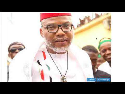 UNBELIEVABLE: NNAMDI KANU NOW SUPPORTS ELECTIONS FOR IPOB MEMBERS BECAUSE