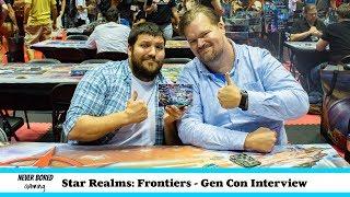 Star Realms: Frontiers - Gen Con 2018 Interview