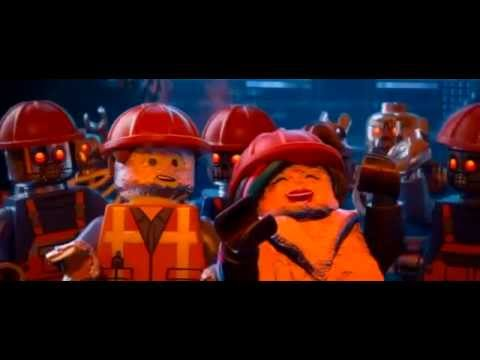 "Robots singing ""Everything is Awesome!!!!"""