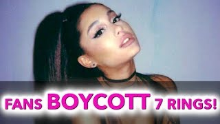 Ariana Grande Shows Solidarity With Fans Who Boycott Her #1 Rings
