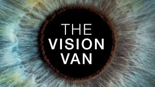 The Vision Van - National Eye Health Week