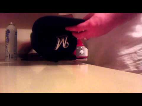 How to clean and restore a snapback hat