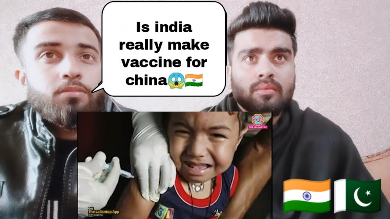 Pakistani reacting on Is India really make vaccine by|pakistani bros reactions|