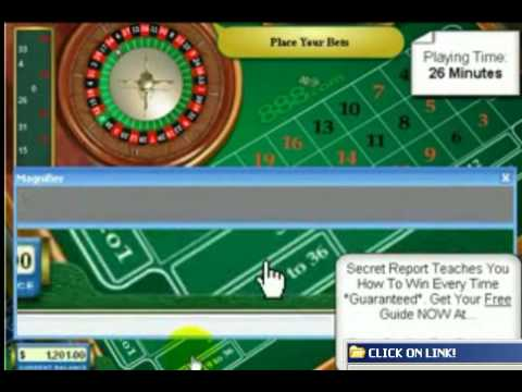 Casino Win & Profit System (Available NOW - FREE)