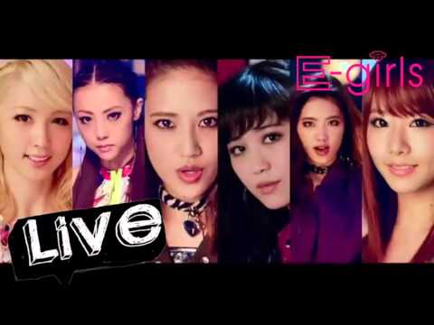 E-Girls ♡「Dance With Me Now!」~ Live Performance ~