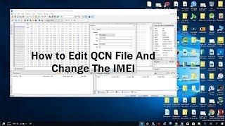 QCN Editing and Restoring original IMEI / qcn editor