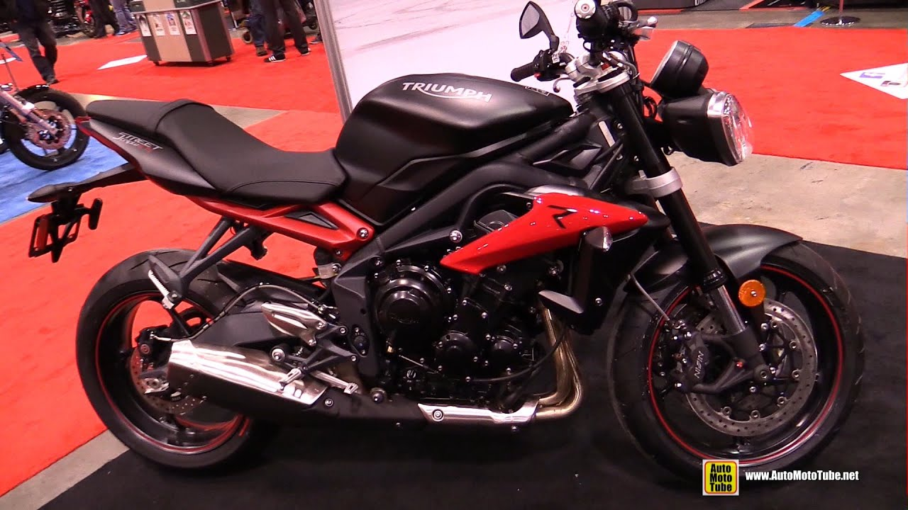 2015 triumph street triple r 675 walkaround 2015 toronto motorcycle show youtube. Black Bedroom Furniture Sets. Home Design Ideas
