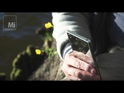 Sony XZ Premium. Крутой и странный.