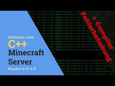 C Minecraft Server Mit Dem Raspberry Pi Erstellen - Minecraft server erstellen raspberry pi