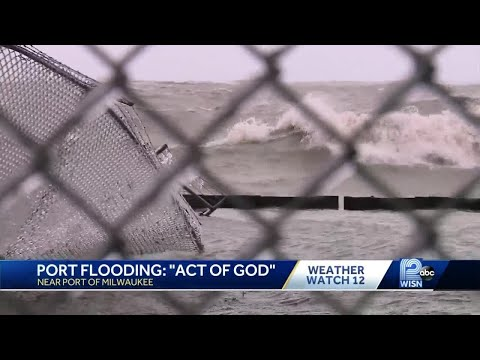 Port Director: 'This Is Definitely A Force Nature, Act Of God Event'