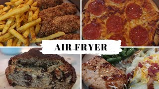 HOW TO COOK WITH AN AIR FRYER: 7 EASY & AFFORDABLE AIR FRYER RECIPES FOR BEGINNERS