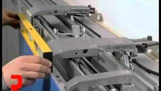 Richelieu Hardware - Coplanar Sliding Door Set For Wardrobe: Adjustments