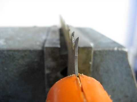 Rifare la strada di una sega da legno