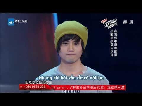 ♥[Vietsub] The Voice of China Ep 2: Vòng Giấu Mặt♥