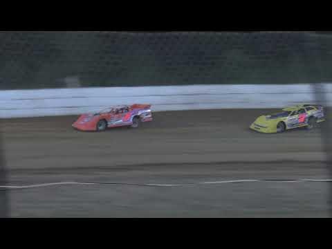 Moler Raceway Park   8/16/19   Late Models   Heat 1