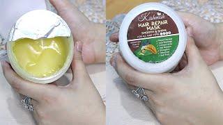 Kishmish Hair Mask Honest Review