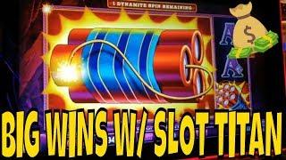 AN EVENING WITH SLOT TITAN - BIG WINS AND BIG FUN!
