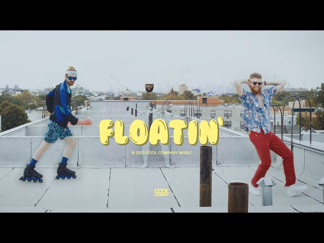 Cool Company - Floatin' feat. Nic Hanson [Official Music Video]