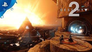 Destiny 2 – Expansion I: Curse of Osiris Launch Trailer | PS4