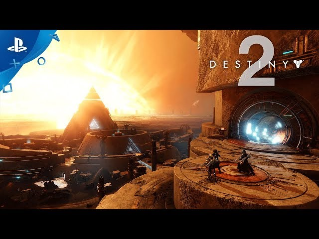 Destiny 2 - Expansion I: Curse of Osiris Launch Trailer | PS4
