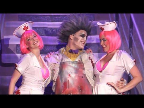 FULL Fiends 2014 show in Howl-O-Scream 2014 at Busch Gardens Tampa