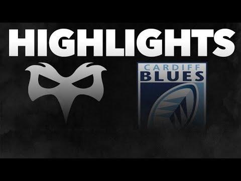 Guinness PRO14 Round 8: Ospreys v Cardiff Blues Highlights