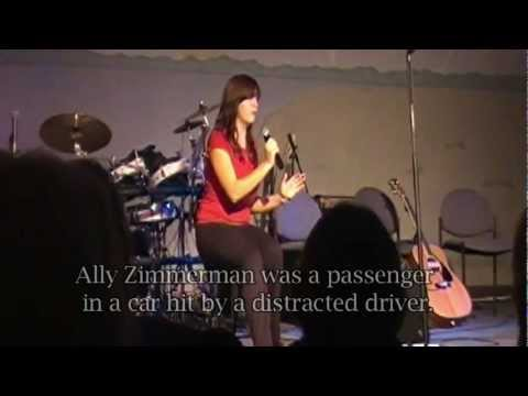 Distracted Driving PSA - Remembering Ally