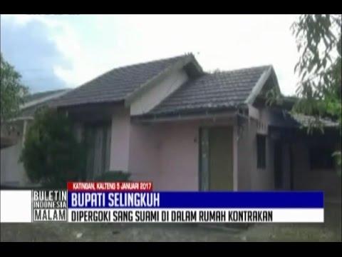 Bupati Kepergok Selingkuh di Kontrakan, Suami Farida Lapor Polisi - BIM 05/01