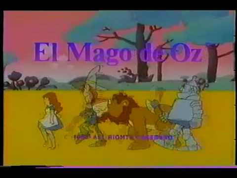 El Mago De Oz-Intro En Español Xhgc Canal 5 Mexico