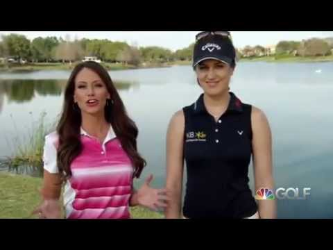 Playing Lessons, Golf Channel, Episode 1 Warm Up with Holly ...