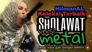 Sholawat Versi Rock   - bikin semangat