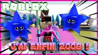 J'AI ENFIN 200B ! | Roblox Unboxing Simulator
