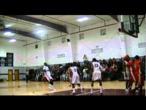 United Faith Christian Academy vs. Walnut Grove 2011 Varsity Basketball