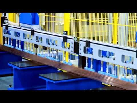 EHRT - Automatic Storage System
