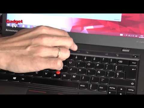 Lenovo ThinkPad X1 Carbon: Review en español. Portátil de -muy- altas prestaciones