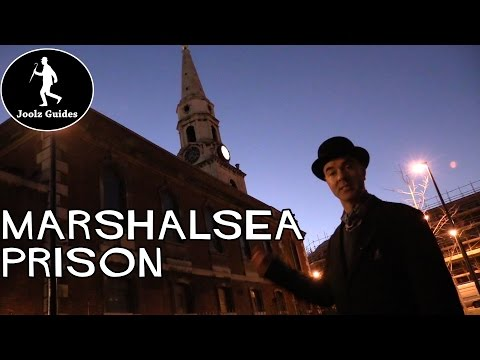 Marshalsea Prison - London's Debtor's Prison