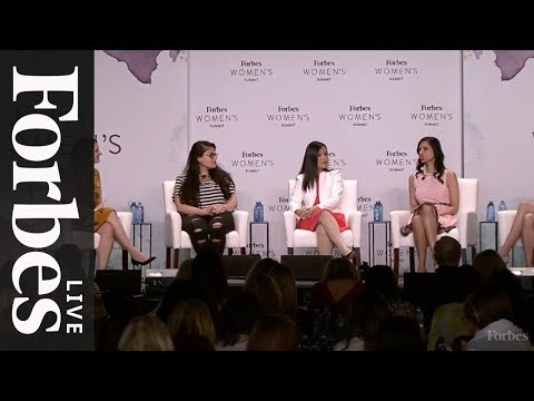 Leading Female Entrepreneurs & Investors On Breaking Ground to Improve Women's Lives | Forbes Live