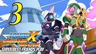 Best Friends Play Megaman X: Command Mission (Part 3)