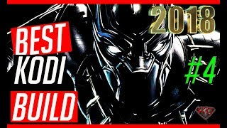 The Best KODI Builds Series 2018 #4| Live TV/TV Shows/Movies/Sports