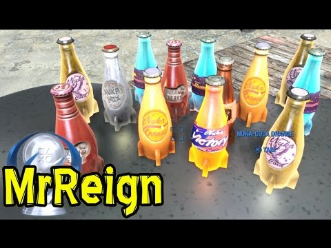 Fallout 4 Nuka-World DLC - ALL SUGARED UP - Trophy Achievement - Best Method