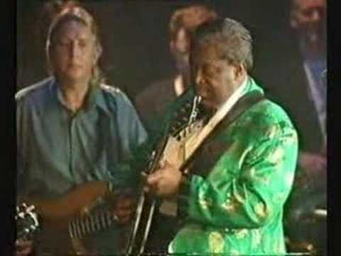 BB King & Gary Moore - The Thrill Is Gone ( Live & HQ Sound )