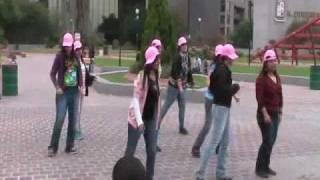 Monterrey Mexico Hottests Flash Mob - 2PM Again & Again