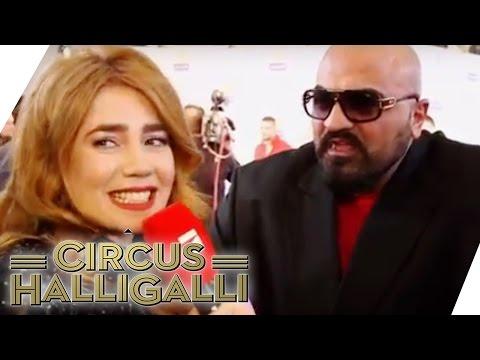 Palina beim ECHO- die ultimative Rote Teppich- MAZ | Circus HalliGalli thumbnail